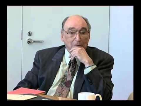 Henry Hopkins, James Byrnes, Fred Hammersley, et al. Oral History: Part 2 of 4