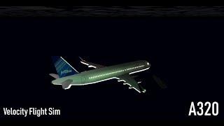 Airbus A320 Flight | Roblox Velocity