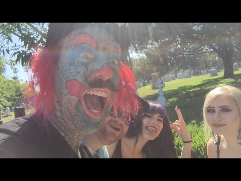 Goth zone and friends