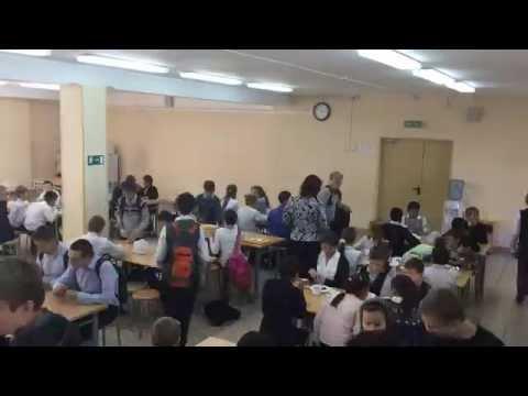 День учителя , клип Школа 415 (OTC-The World)
