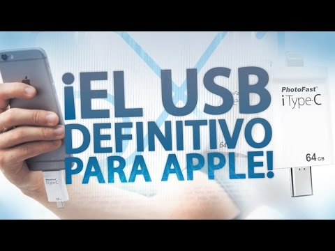 iType C, el USB definitivo para equipos Apple