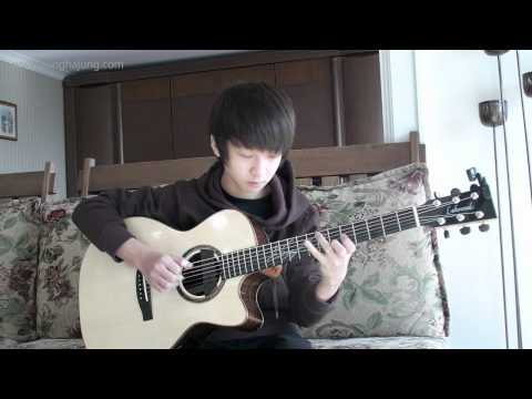 (Michael Jackson) Man In The Mirror - Sungha Jung