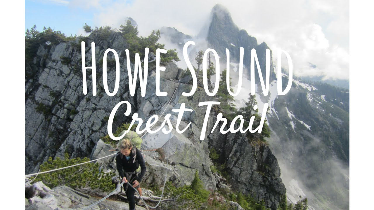 Howe Sound Crest Trail | June 2016