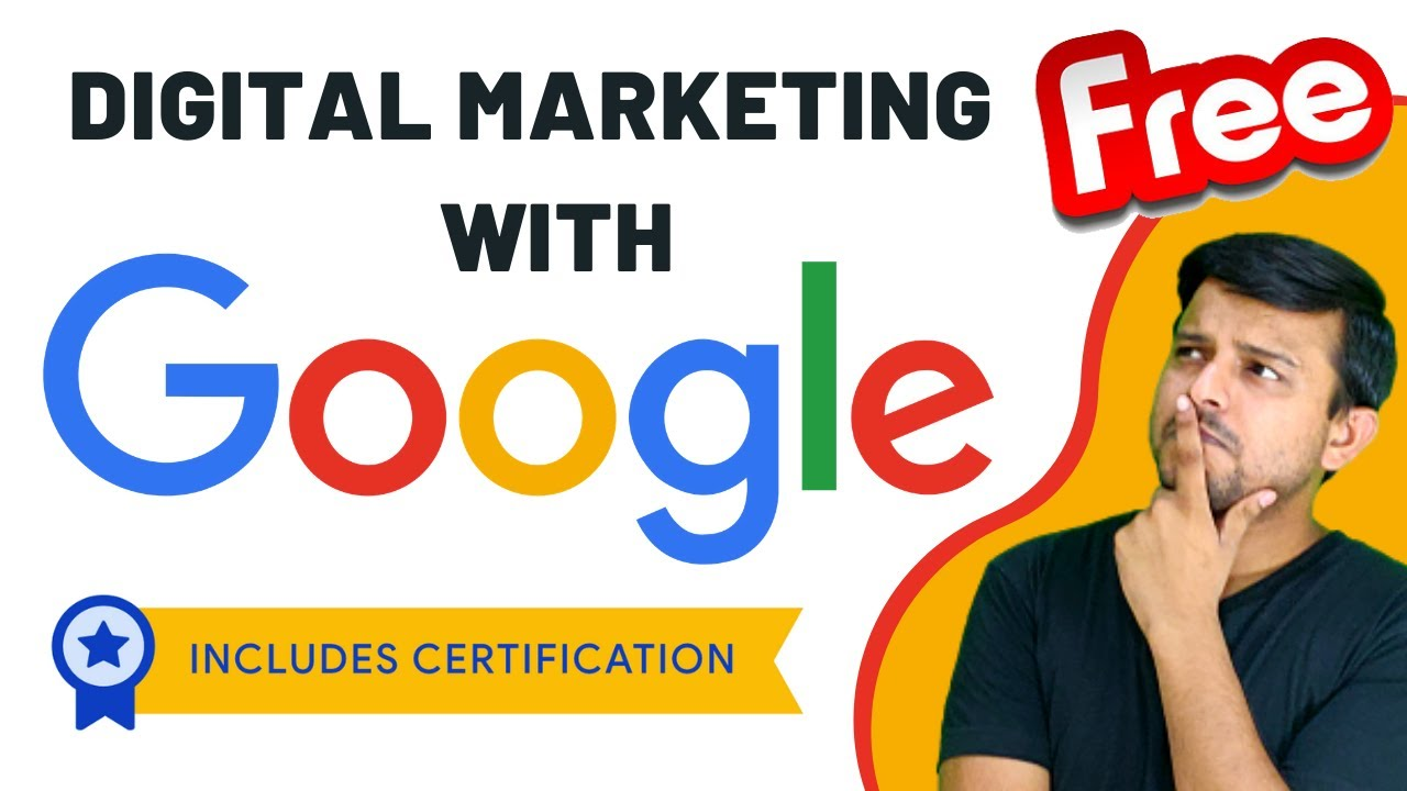 Learn about digital branding, reputation management, online marketing tools and more to advance your career as a digital marketer. Google Free Digital Marketing Course   Free Certification ...
