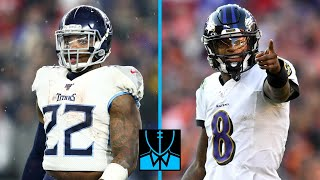 Titans vs. Ravens: No room for Tennessee to slip vs. Baltimore | Chris Simms Unbuttoned | NBC Sports