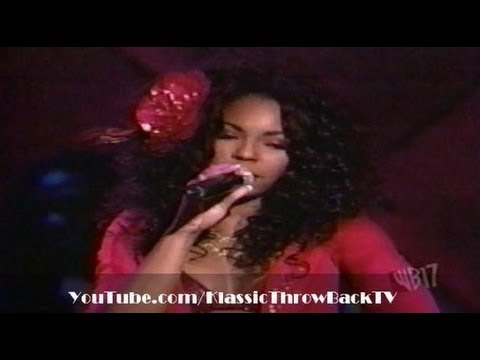 "Ashanti ft. Charli Baltimore - ""Baby"" ""Happy"" Live (2002)"
