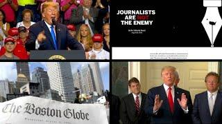 #FreePress: Jetzt kontern amerikanische Zeitungen