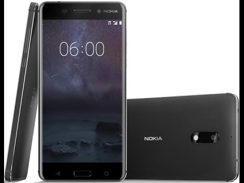 NOKIA 6 32GB/64GB REVIEW 2017 RE ENTRY (Nokia Is Back)