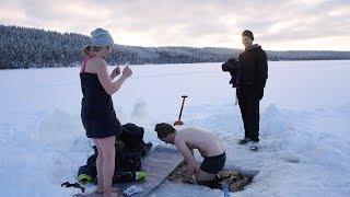 Isvak - Ice bath with my friends
