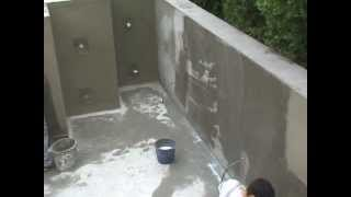 Hidroizolacija bazena za plivanje - polimer cementni sistem 3(, 2012-03-23T14:38:23.000Z)