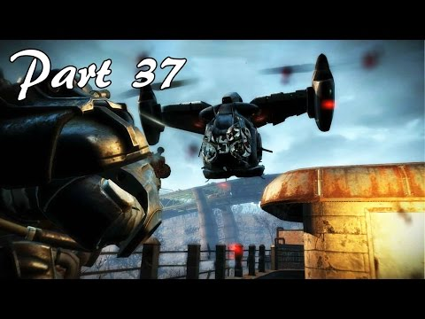 Fallout 4 - Rockets Red Glare Gameplay Walkthrough - Part 37