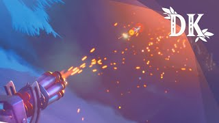 So they added Battle Rockets and ANYTIME campfires