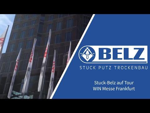 Stuck-Belz auf Tour | WIN Wissen-Information-Netzwerk Messe Frankfurt