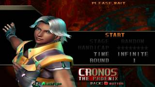 #777 Bloody Roar Primal Fury (GC) Exclusive Bosses (1/2): Cronos (The Phoenix) playthrough.