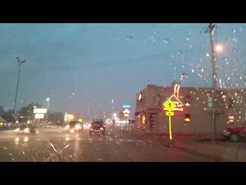 July 13, 2015 storms in Quincy, IL