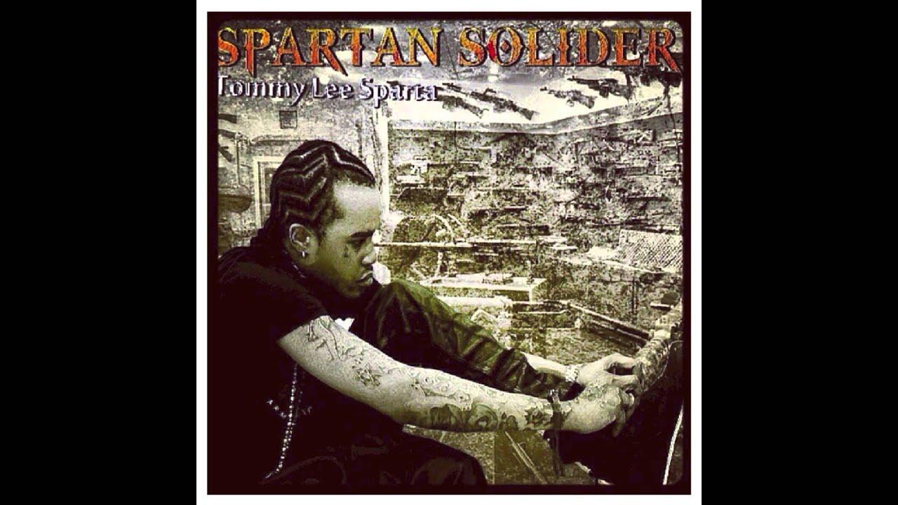 Download Tommy Lee Sparta - Spartan Soldier - OCTOBER 2013