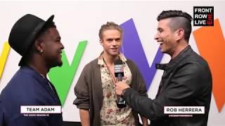 The Voice Season 15 Top 13 | Team Adam Levine Interview