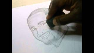 E-man Drawing