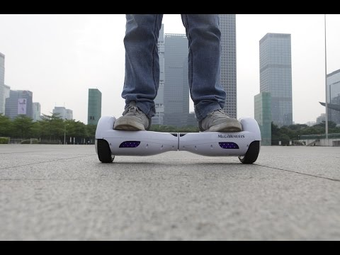 Hoverboard Practice at Shenzhen Civic Square!!!