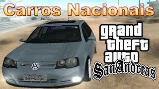 Como Instalar Pack Com 240 Veículos Brasileiros No GTA San Andreas