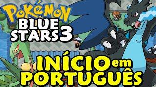 Pokemon Blue Stars 3: Forces (Hack Rom - GBA) - O Início em Português!