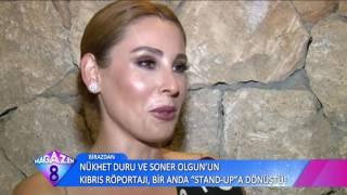 Funda Arar Kıbrıs'ta Öğrencilik Yıllarını İlk Kez Anlattı