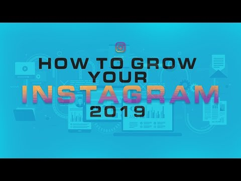 How To Grow Your Instagram 2019 | Troy Humphrey