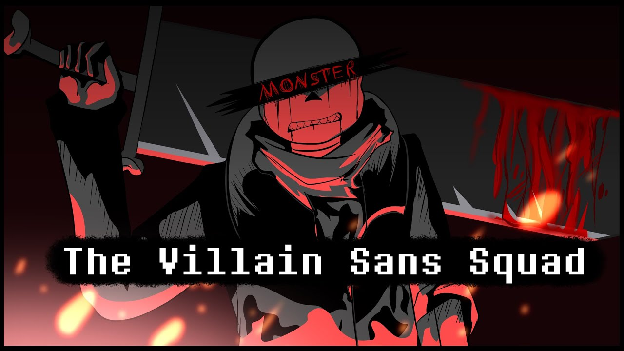 Download [OLD] The Villain Sans Squad - Opening