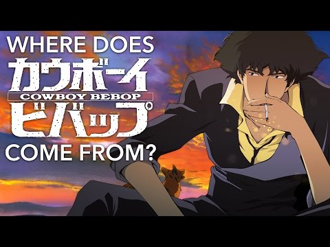 The REAL Folk Blues - Where Does Cowboy Bebop Come From?