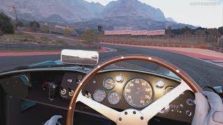 Gran Turismo Sport VR - Aston Martin DB3S CN.1 '53 Gameplay