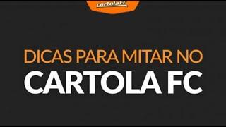 DICAS RODADA 2° - CARTOLA FC 2020 - TIME PARA MITAR.
