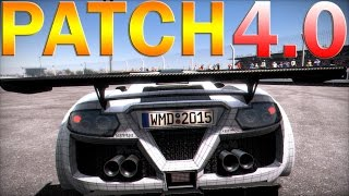Project CARS - PATCH 4.0 - FR