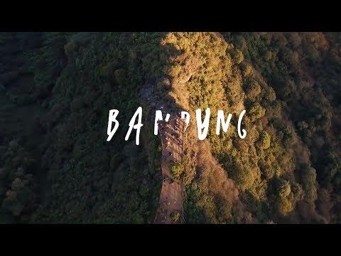 BANDUNG TRAVEL FILM In 4K - Panasonic Lumix G7 & DJI Phantom 3 ( Hafidh Turmuji )