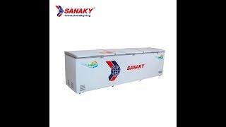Tủ đông Sanaky VH-1199HY loại 1 ngăn đông 3 cánh mở dung tích 1100 lít