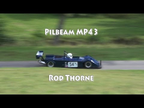 Pilbeam MP43 At the National Championship Wiscombe Park 2014 Rod Thorne