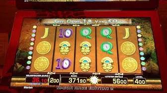 60 Freispiele auf 4 Euro Lost Temple - Automat bricht ein
