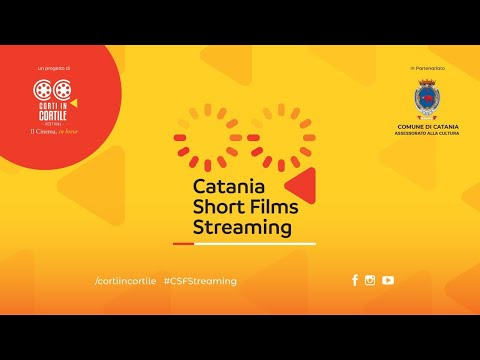 Catania Short Films Streaming Festival