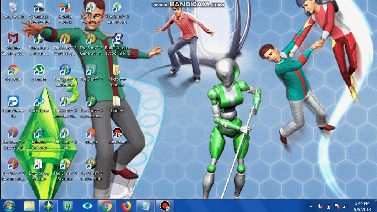 HOW TO GET ALL SIMS 3 EXPANSION PACKS FOR FREE!