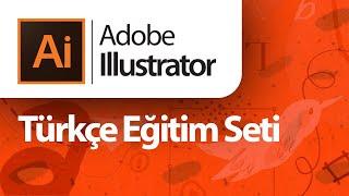 Ücretsiz Online Logo Yapımı Eğitimi 04/22 (Illustrator Dersleri)