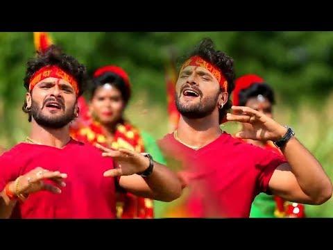 HD VIDEO - मलिनिया करू तईयरिया आज मईया अइहे ना - NEW DEVI GEET 2017 - Khesari Lal Yadav Hit Song