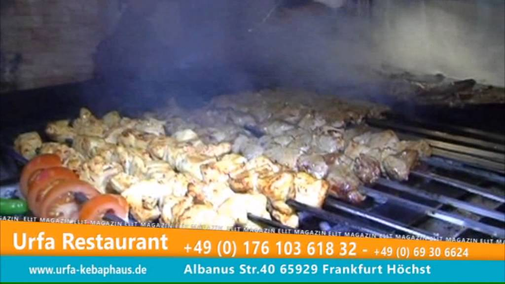 kanal 7 avrupa elit magazin urfa restaurant frankfurt h chst youtube. Black Bedroom Furniture Sets. Home Design Ideas