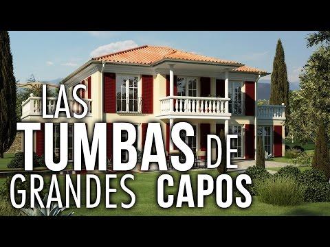 las tumbas de los narcos de mexico (culiacan)