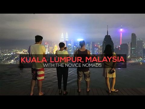 KUALA LUMPUR, MALAYSIA TRIP 2017