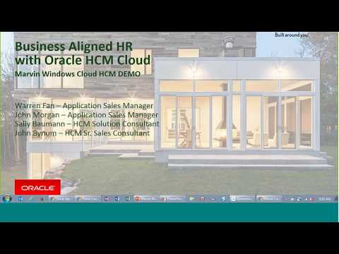 Oracle - Marvin Presentation