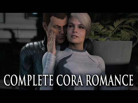 Mass Effect: Andromeda Complete Cora Romance - All Discussio