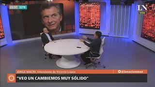 Carlos Pagni entrevista a Jorge Macri - Odisea Argentina