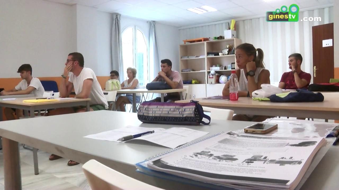 La Casa de la Juventud de Gines inicia un nuevo Curso Intensivo de Inglés B1