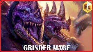 Hearthstone Grinder Mage - One Of Everything!