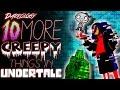 10 MORE Creepy Things in UNDERTALE | Darkology #6