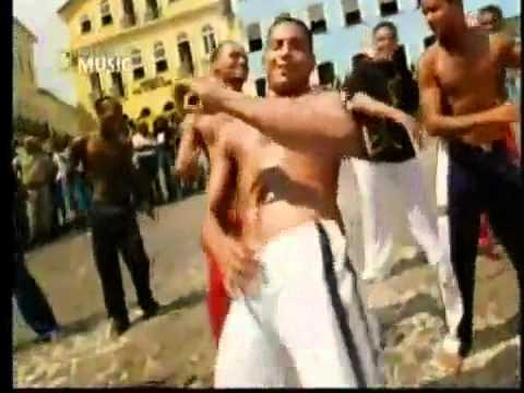 Harmonia do samba - nossa paradinha - clipe